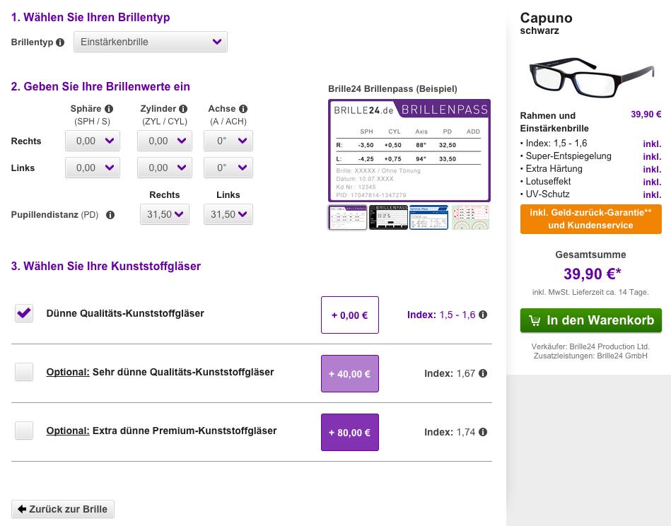 brille auf rechnung brille online kaufen auf rechnung auf. Black Bedroom Furniture Sets. Home Design Ideas