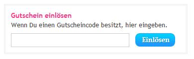 Gutschein einlösen bei LinsenQuelle.de