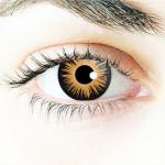 Halloween Kontaktlinse TWILIGHT für Karneval