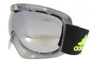 Skibrille Adidas Black Wire