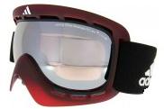 Skibrille Adidas Frozen Red