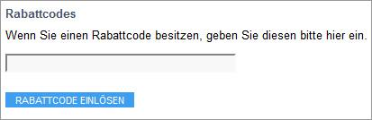 Rabattcode einlösen bei Captainlens.de