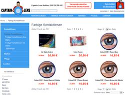 Karneval 2015 Gutschein bei Captainlens anzeigen
