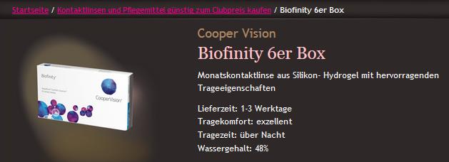 Kontaktlinsenlounge.de im Test