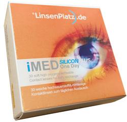 Linsenplatz – imed SILICON Plus (hergestellt von MPG&E)