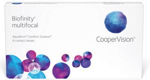 Preisvergleich zur Biofinity multifocal 6er Box