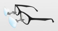 Brillengläser online tauschen - Neuverglasung über das Internet
