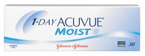 Preisvergleich 1-Day Acuvue Moist (30er Packung)