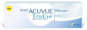 Preisvergleich 1-Day Acuvue TruEye (30er Packung)