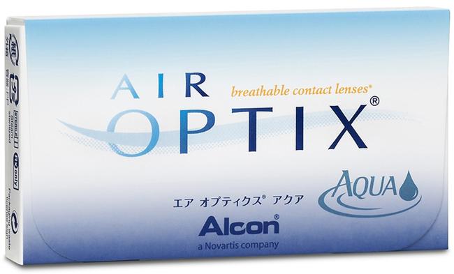Preisvergleich zur Air OPTIX AQUA Kontaktlinse von Alcon