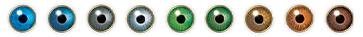 Farbenauswahl bei der Air Optix Colors von Alcon