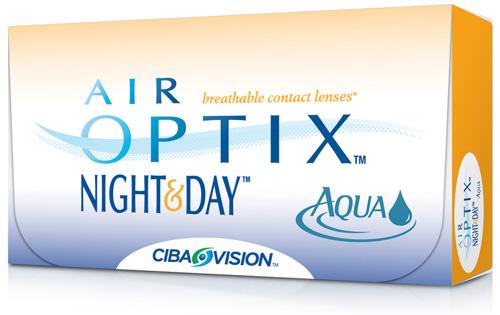 Zum Preisvergleich der Air Optix Aqua Night&Day