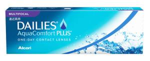 Preisvergleich zur multifokalen Dailies AquaComfort Plus von Alcon