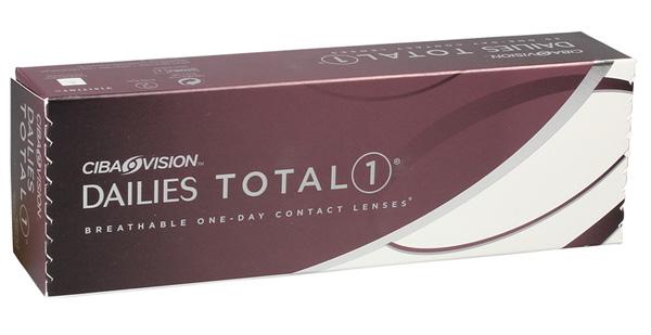 Preisvergleich zur Dailies Total 1 von Ciba Vision