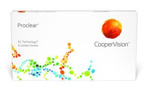 Proclear Monatslinse 6er Box von Cooper Vision