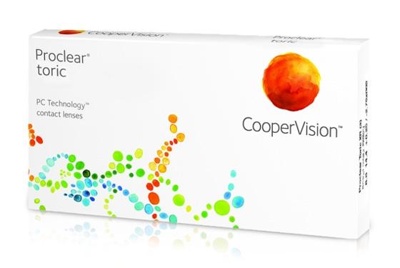 preisvergleich proclear toric kontaktlinse von coopervision. Black Bedroom Furniture Sets. Home Design Ideas