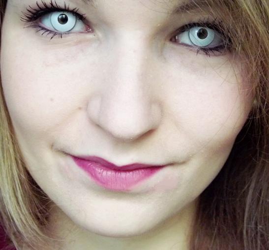 White Zombie Kontaktlinsen im Test - Bild 2 von 3