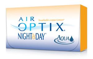 Air Optix Night & Day Aqua von Alcon