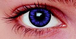 Aqua Blue von Eyebooster