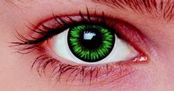 Smaragd Green von Eyebooster