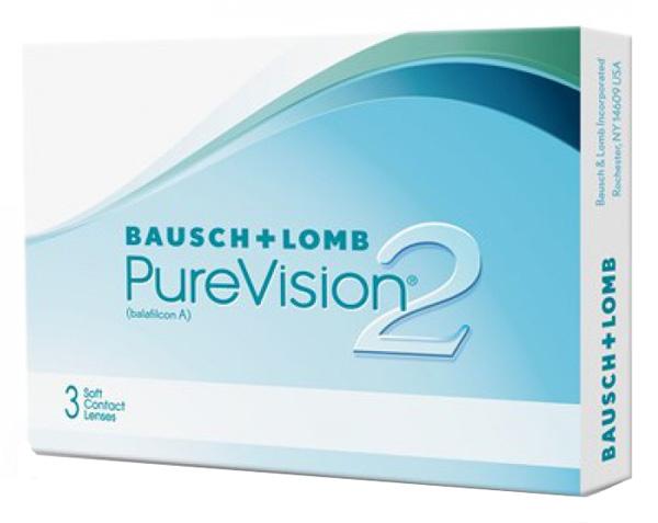 preisvergleich purevision 2 hd kontaktlinse 3er box. Black Bedroom Furniture Sets. Home Design Ideas