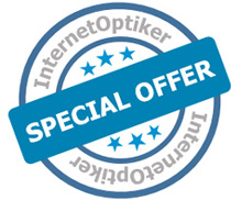 Das InternetOptiker Special Offer Icon