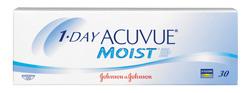 1-Day Acuvue Moist auf Platz 3 der beliebtesten Tageslinsen 2015