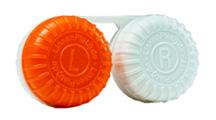 Kontaktlinsenbehälter für 99 Cent versandkostenfrei