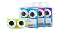 Kontaktlinsenbehälter Eule