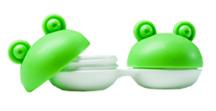 Grüner Frosch als Linsenbehälter versandkostenfrei