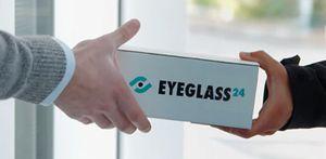 Eyeglass24 Brillengläser online tauschen - Schritt 2