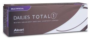 Preisvergleich Dailies Total 1 multifocal (30er Box)