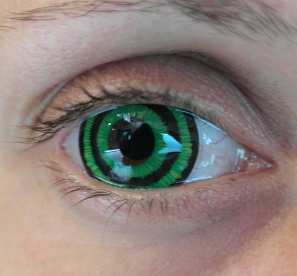 ColorVUE Mini-Sclera - Version Green Goblin