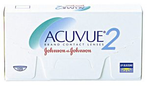 Preisvergleich zur Acuvue 2 von Johnson&Johnson