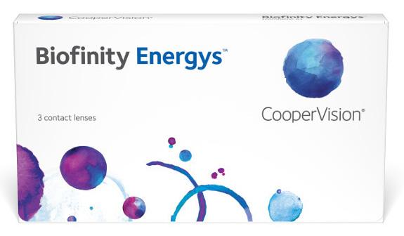 Preisvergleich Zur Biofinity Energys 3er Box Von