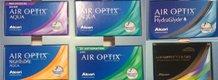 AIR OPTIX neues Boxendesign