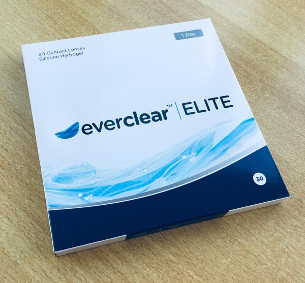 Die Umverpackung der everclear ELITE
