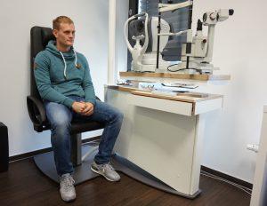 Vorab-Check zur Augenlaser-OP