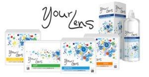 Neue Kontaktlinse: YourLens von Bausch+Lomb