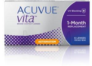 Die Acuvue Vita for Astigmatism