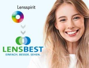 Lensspirit wird zu Lensbest
